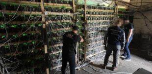 СБУ задержала майнеров криптовалюты, которые подключились к трансформатору