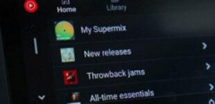 В Android Auto запустили переработанный YouTube Music