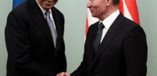Смотри в оба! В сети появилась яркая карикатура на встречу Путина с Байденом