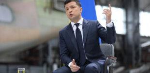Зеленский подписал указ о противодействии двойному гражданству чиновников