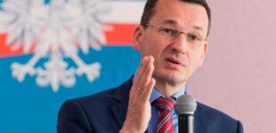 Премьер Польши раскритиковал позицию США по «Северному потоку – 2»