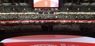 Российский «Первый канал» не показал сборную Украины на открытии Олимпиады