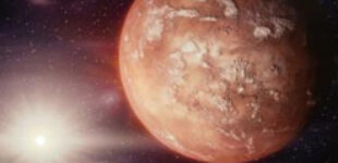 Curiosity обнаружил стертые доказательства жизни на Марсе