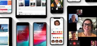 Apple обещает осенью новые версии своих операционных систем