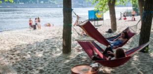 В Киеве запретили купаться на всех без исключения пляжах