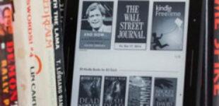 Старые модели Amazon Kindle с декабря лишатся доступа в интернет