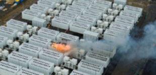 Tesla четыре дня не могла потушить пожар на хранилище электроэнергии в Австралии