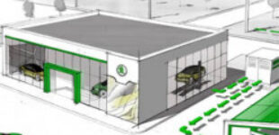 Skoda нашла применение отработанным батареям электромобилей