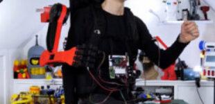 """Инженер создал """"умную"""" роборуку: она умеет думать и двигаться самостоятельно"""