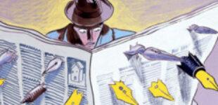"""Комиссия по журналистской этике поддержала InternetUA по жалобе агентства """"Мольфар"""""""