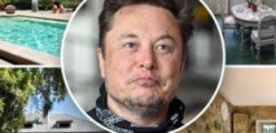 """Ілон Маск зняв з продажу свій """"останній будинок на Землі"""": що трапилося"""