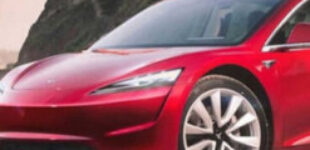 Какой будет новая бюджетная Tesla: подробности от Маска