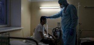 В Киеве за прошедшие сутки более 360 больных COVID-19. Два человека умерли